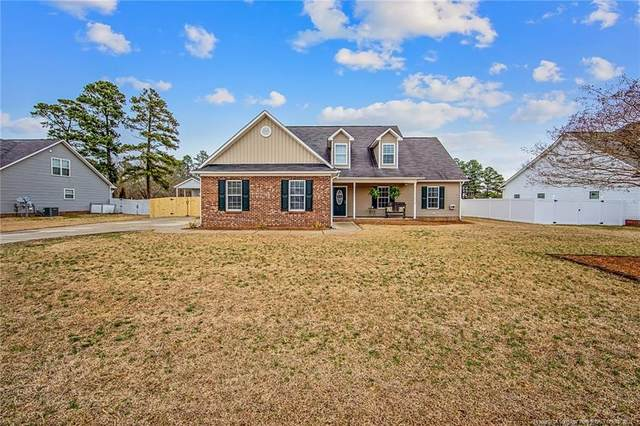 162 Livingston Drive, Raeford, NC 28376 (MLS #651989) :: EXIT Realty Preferred