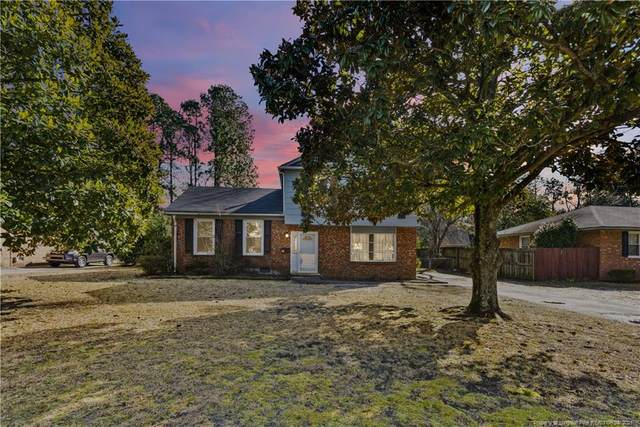 515 Farmview Drive, Fayetteville, NC 28311 (MLS #651996) :: The Signature Group Realty Team