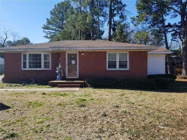 1106 Wellons Drive, Fayetteville, NC 28304 (MLS #652023) :: The Signature Group Realty Team