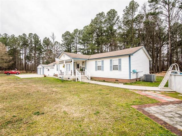 230 Alford Farms Road, Maxton, NC 28364 (MLS #652026) :: Freedom & Family Realty