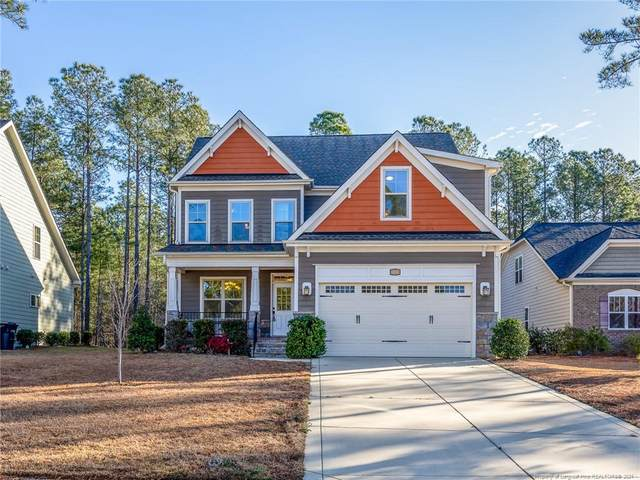 135 Valley Stream Road, Spring Lake, NC 28390 (MLS #652029) :: On Point Realty