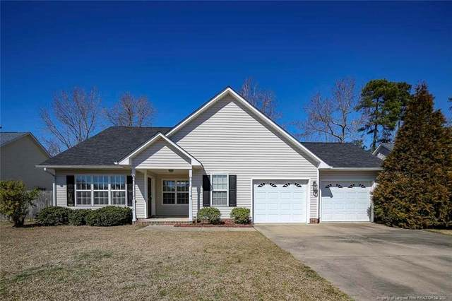 5516 Hall Glen Drive, Hope Mills, NC 28348 (MLS #652036) :: On Point Realty