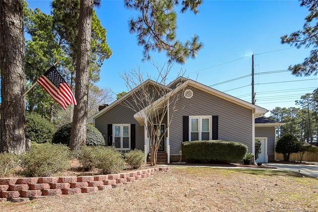 5701 Paradise Court, Fayetteville, NC 28314 (MLS #652046) :: The Signature Group Realty Team