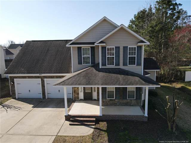 227 Lennox Loop, Raeford, NC 28376 (MLS #652053) :: Freedom & Family Realty