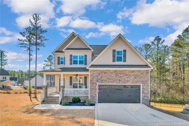 75 Tanawha Court, Spring Lake, NC 28390 (MLS #652054) :: Freedom & Family Realty