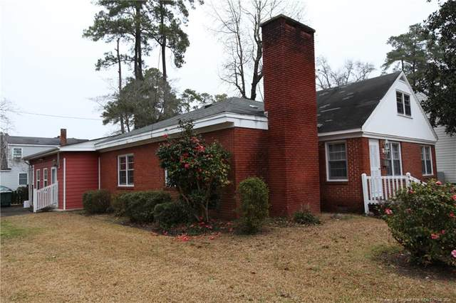 216 W 17th Street, Lumberton, NC 28358 (MLS #652084) :: Freedom & Family Realty