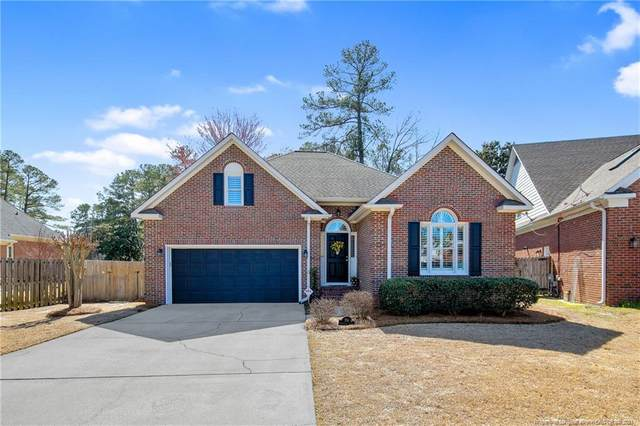 136 Highgrove Court, Fayetteville, NC 28303 (MLS #652108) :: On Point Realty