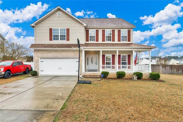 381 Robeson Street, Spring Lake, NC 28390 (MLS #652112) :: On Point Realty