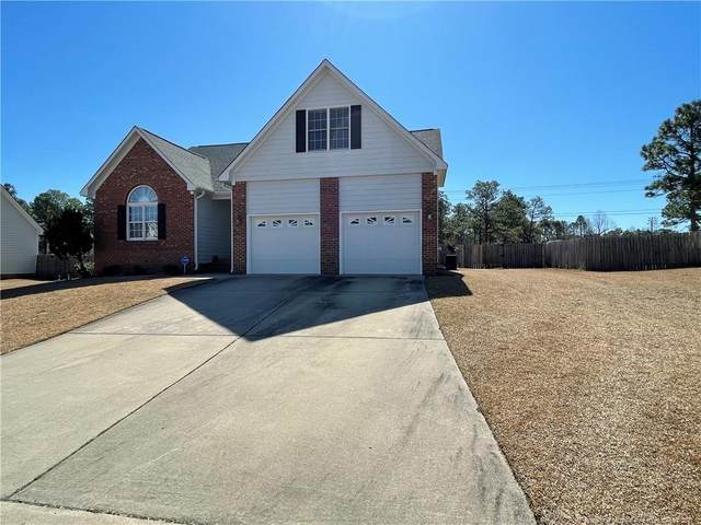 421 Dunblane Way, Fayetteville, NC 28311 (MLS #652122) :: On Point Realty