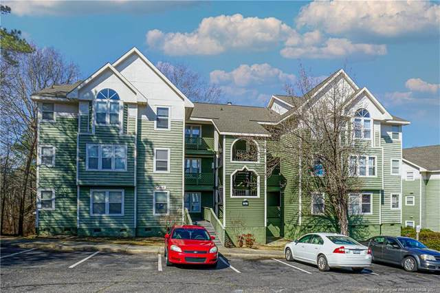 978 Stewarts Creek Drive #4, Fayetteville, NC 28314 (MLS #652129) :: The Signature Group Realty Team
