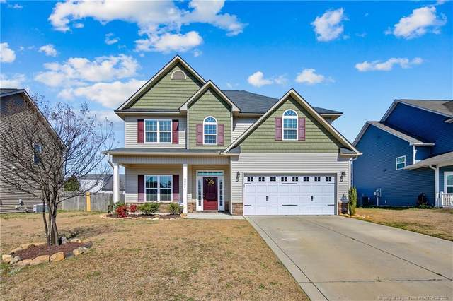 5924 Crown Ridge Court, Fayetteville, NC 28314 (MLS #652159) :: On Point Realty