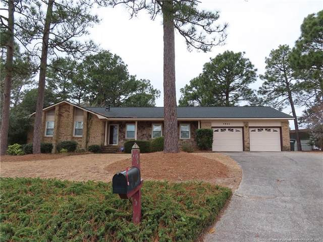 5905 Moorgate Circle, Fayetteville, NC 28314 (MLS #652187) :: The Signature Group Realty Team