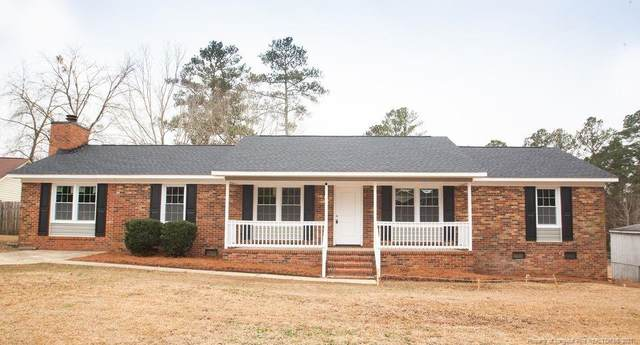 7609 Audrey Court, Fayetteville, NC 28303 (MLS #652190) :: Towering Pines Real Estate