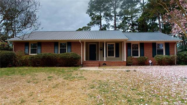 410 Wayberry Drive, Fayetteville, NC 28303 (MLS #652473) :: Freedom & Family Realty