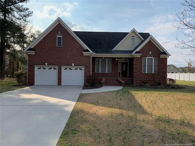 221 Watts Road, Lumberton, NC 28360 (MLS #652504) :: Freedom & Family Realty