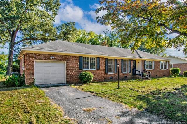 412 Homestead Drive, Fayetteville, NC 28303 (MLS #652540) :: EXIT Realty Preferred