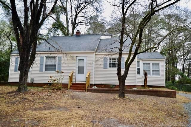 1912 Blake Street, Fayetteville, NC 28301 (MLS #652587) :: Towering Pines Real Estate