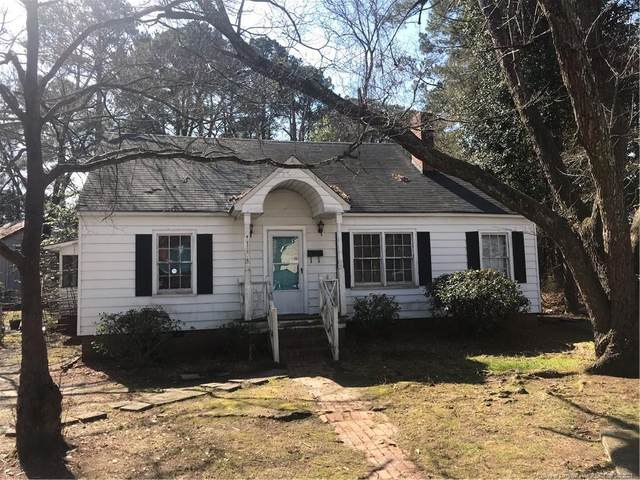 2519 Mcneill Circle, Fayetteville, NC 28303 (MLS #652608) :: Freedom & Family Realty