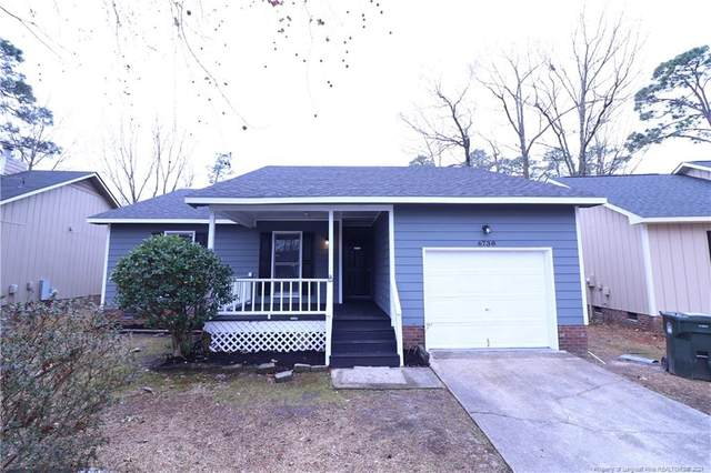 6738 Winchester Street, Fayetteville, NC 28314 (MLS #652624) :: On Point Realty