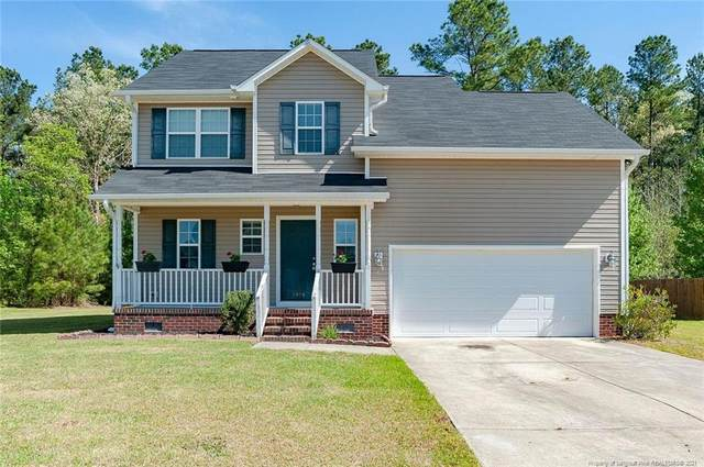 5909 Kindley Drive, Fayetteville, NC 28311 (MLS #652630) :: Freedom & Family Realty