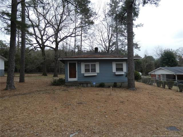 301 Pennsylvania Avenue, Fayetteville, NC 28301 (MLS #652660) :: RE/MAX Southern Properties