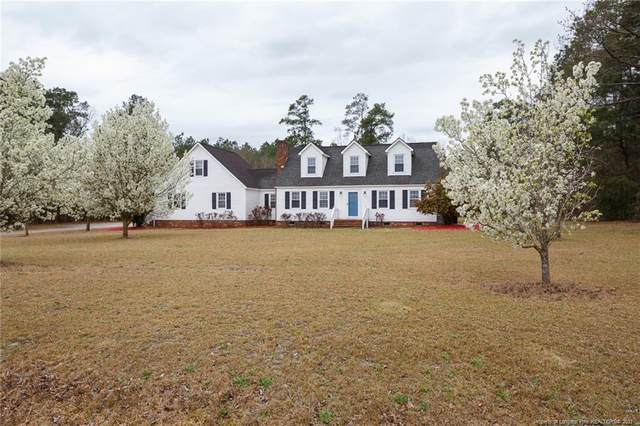 190 Mill Creek Church Road, Roseboro, NC 28382 (MLS #652786) :: The Signature Group Realty Team