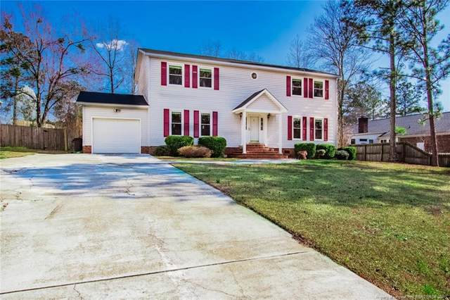 971 Pepperwood Drive, Fayetteville, NC 28311 (MLS #652799) :: The Signature Group Realty Team