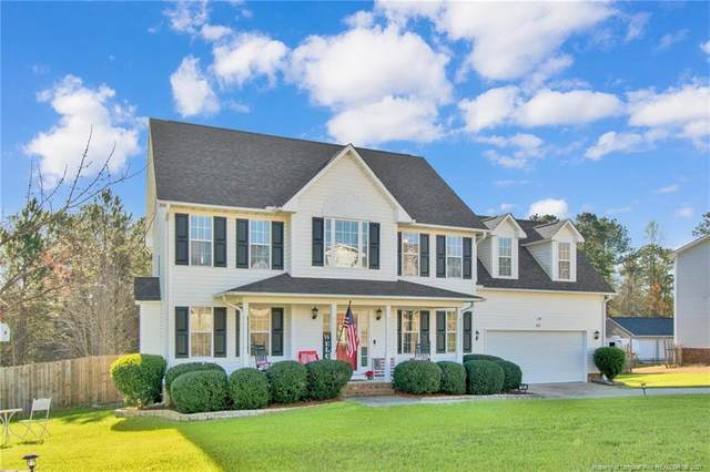 66 Linden Road, Cameron, NC 28326 (MLS #652856) :: The Signature Group Realty Team