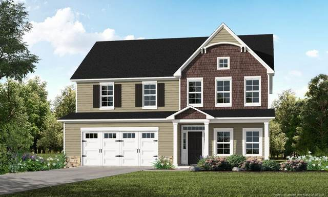 1616 Lizzie Lou (Lot 5) Court, Hope Mills, NC 28348 (MLS #652869) :: The Signature Group Realty Team