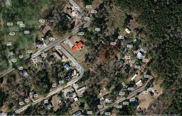 Howard Circle, Fairmont, NC 28383 (MLS #652900) :: Moving Forward Real Estate