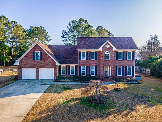 2459 Celtic Drive, Fayetteville, NC 28305 (MLS #652949) :: EXIT Realty Preferred