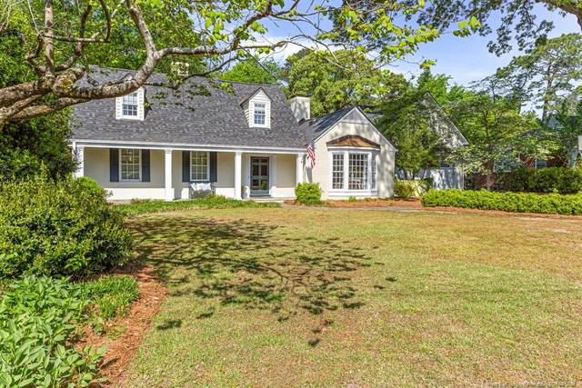 110 Olive Road, Fayetteville, NC 28305 (MLS #652950) :: Freedom & Family Realty