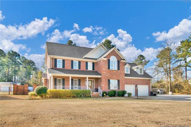 908 Camargo Court, Hope Mills, NC 28348 (MLS #652958) :: Freedom & Family Realty