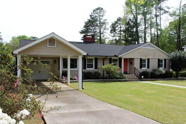 2225 Kingswood Road, Fayetteville, NC 28303 (MLS #653000) :: Freedom & Family Realty