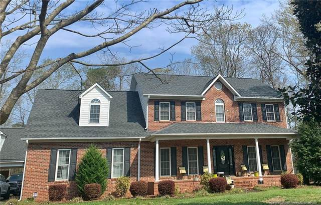 421 Foxwood Drive, Hope Mills, NC 28348 (MLS #653047) :: Freedom & Family Realty