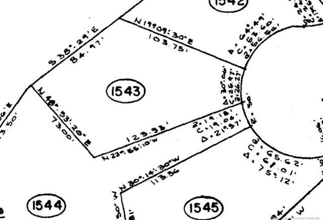 1543 Louisiana Lane, Sanford, NC 27330 (MLS #653053) :: Moving Forward Real Estate