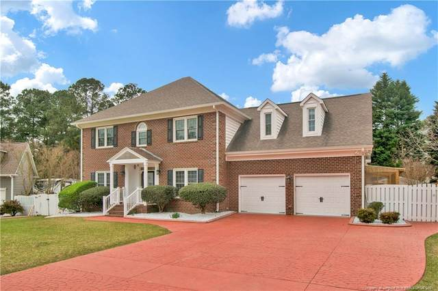 616 Ravencroft Court, Fayetteville, NC 28314 (MLS #653085) :: EXIT Realty Preferred