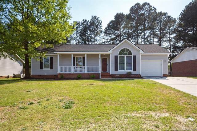 1162 Butterwood Circle, Fayetteville, NC 28314 (MLS #653124) :: The Signature Group Realty Team