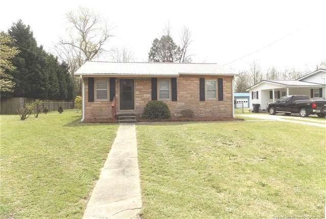 721 Veda Street, Fayetteville, NC 28306 (MLS #653129) :: Towering Pines Real Estate