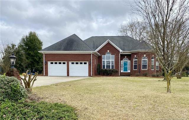 312 Stonehenge Drive, Dunn, NC 28334 (MLS #653133) :: The Signature Group Realty Team