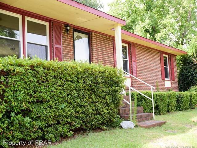 3917 Village Drive, Fayetteville, NC 28304 (MLS #653143) :: Freedom & Family Realty