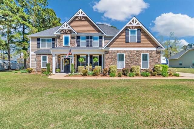 469 Derby Lane, Hope Mills, NC 28348 (MLS #653179) :: Moving Forward Real Estate