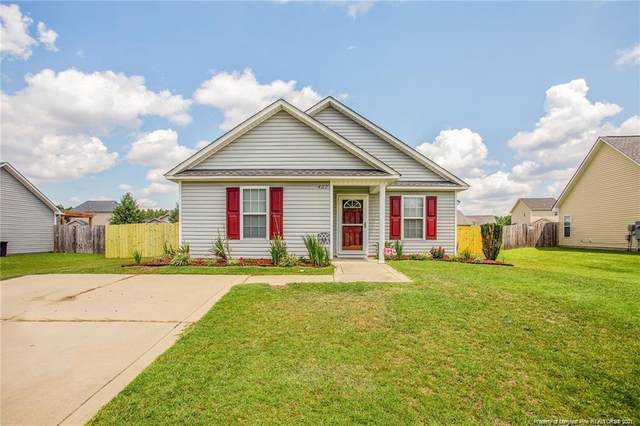 407 Cape Fear Road, Raeford, NC 28376 (MLS #653180) :: Freedom & Family Realty