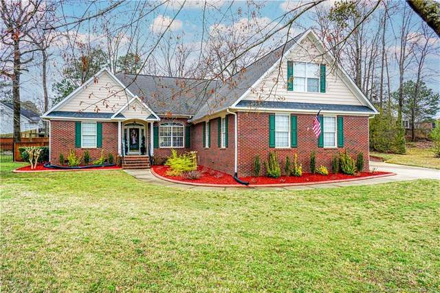 2904 Barnby Place, Fayetteville, NC 28306 (MLS #653196) :: The Signature Group Realty Team
