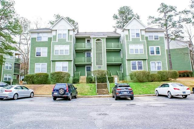 6805 Willowbrook Drive #6, Fayetteville, NC 28314 (MLS #653208) :: The Signature Group Realty Team
