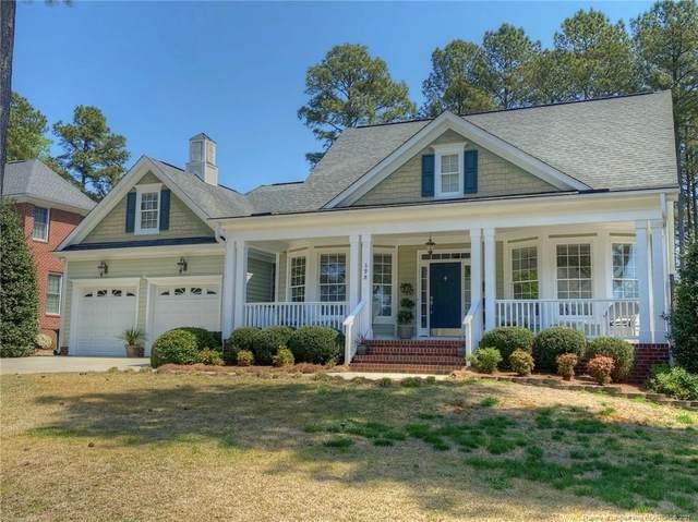398 Falling Water Road, Spring Lake, NC 28390 (MLS #653211) :: Towering Pines Real Estate