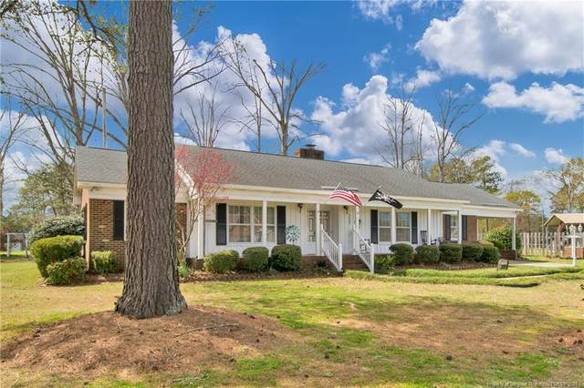 5207 Camellia Lane, Lumberton, NC 28360 (MLS #653283) :: Freedom & Family Realty