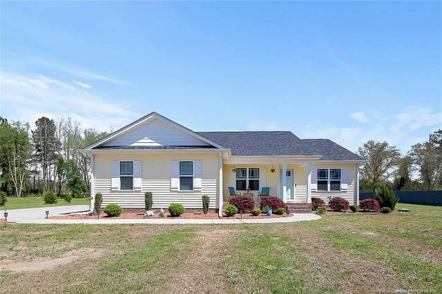 151 New Pine Lane, Clinton, NC 28328 (MLS #653285) :: The Signature Group Realty Team