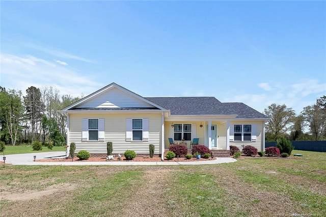 151 New Pine Lane, Clinton, NC 28328 (MLS #653285) :: Moving Forward Real Estate