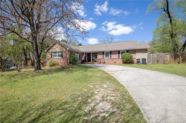 132 Bienville Drive, Fayetteville, NC 28311 (MLS #653310) :: The Signature Group Realty Team